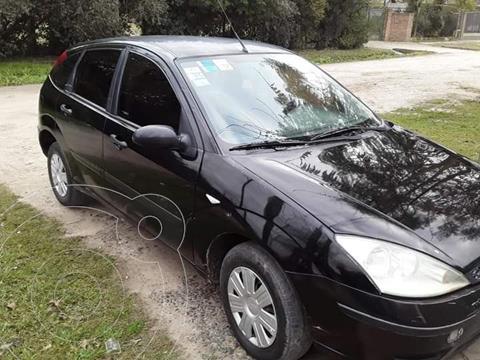 Ford Focus 5P 1.6L Ambiente  usado (2006) color Negro precio $550.000