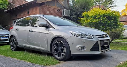 Ford Focus 5P 2.0L Titanium Aut usado (2014) color Plata precio $1.650.000