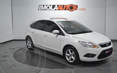Ford Focus 5P 2.0 Trend Plus usado (2012) color Blanco Oxford precio $820.000