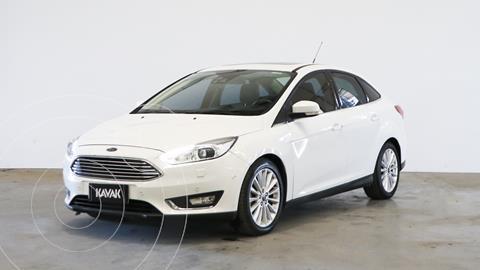 Ford Focus 5P 1.6L S usado (2016) color Blanco Oxford precio $1.790.000