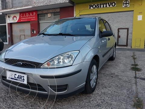 Ford Focus 5P 2.0L SE usado (2008) color Gris Mercurio financiado en cuotas(anticipo $400.000)