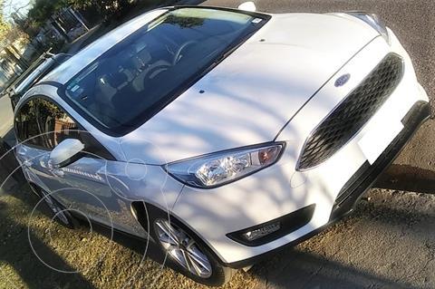 Ford Focus 5P 1.6L S usado (2015) color Blanco precio $1.550.000