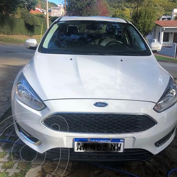 Ford Focus 5P 2.0L SE Plus Aut usado (2017) color Blanco precio $1.850.000