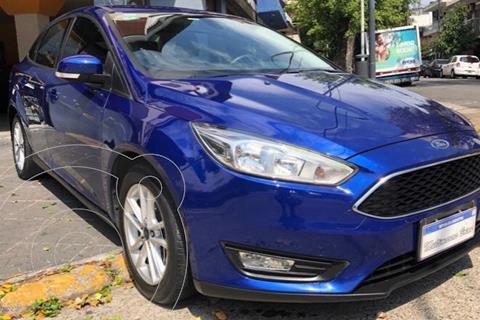 Ford Focus 5P 2.0L SE usado (2017) color Azul precio $1.800.000