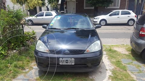 Ford Focus 5P 1.6L Ambiente  usado (2007) color Negro precio $650.000
