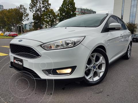 Ford Focus 5P 2.0L SE Plus usado (2016) color Blanco Oxford precio $1.890.000