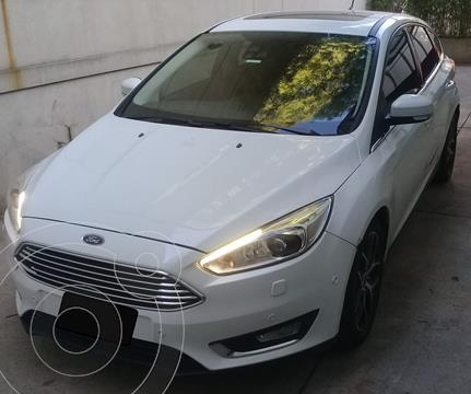 Ford Focus 5P 2.0L Titanium Aut usado (2015) color Blanco precio $2.200.000