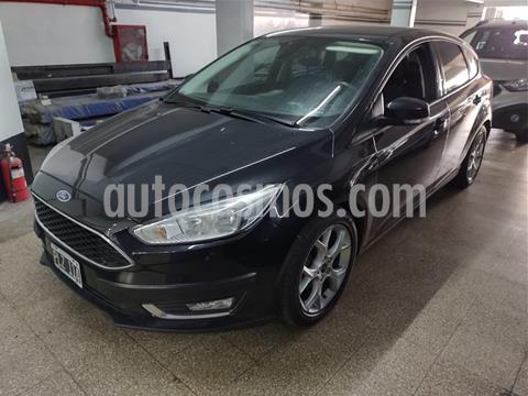 Ford Focus 5P 2.0L SE Plus Aut usado (2016) color Azul Monaco precio $1.329.000