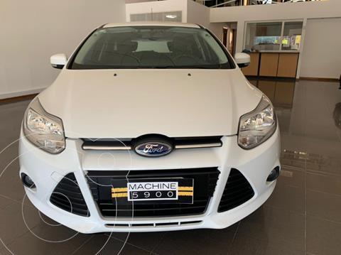 Ford Focus 5P 1.6 S usado (2014) color Blanco precio $1.290.000