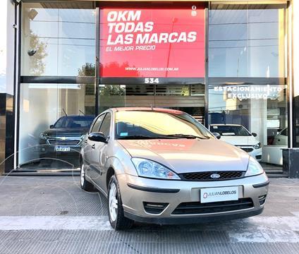 Ford Focus 5P 2.0L Edge  usado (2008) color Gris Plata  financiado en cuotas(anticipo $390.000)