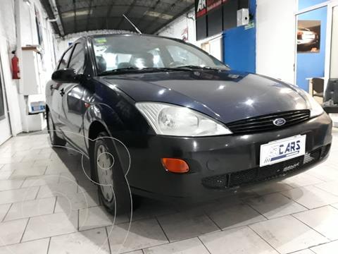Ford Focus 5P 1.6L Ambiente  usado (2003) color Azul Monaco financiado en cuotas(anticipo $300.000)