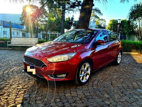 Ford Focus 5P 2.0L SE Plus Aut usado (2017) color Rojo precio $1.970.000