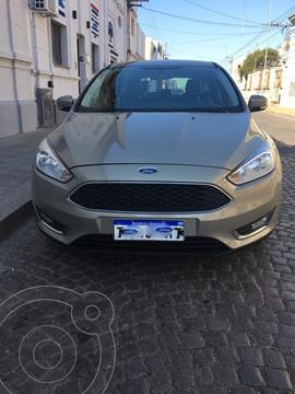 Ford Focus 5P 2.0L SE usado (2016) color Bronce precio $1.750.000