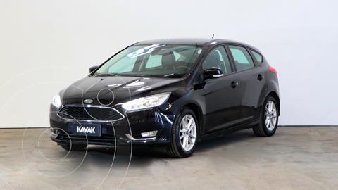 foto Ford Focus 5P 2.0L SE usado (2016) color Negro Perla precio $1.650.000