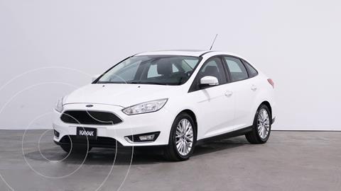 Ford Focus 5P 2.0L SE Plus Aut usado (2016) color Blanco Oxford precio $1.730.000