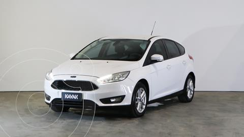 Ford Focus 5P 1.6L S usado (2016) color Blanco Oxford precio $1.590.000