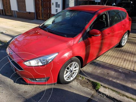 Ford Focus 5P 2.0L SE usado (2015) color Rojo Bari precio $1.690.000