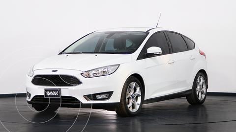 Ford Focus 5P 2.0L SE Plus usado (2015) color Blanco Oxford precio $1.650.000