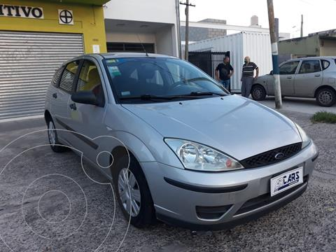 Ford Focus 5P 1.6L Ambiente  usado (2008) color Gris Mercurio financiado en cuotas(anticipo $315.000)