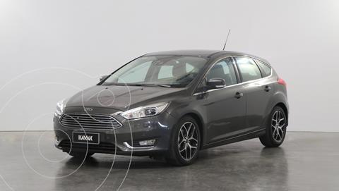 Ford Focus 5P 2.0L Titanium Aut usado (2017) color Gris Mercurio precio $2.610.000