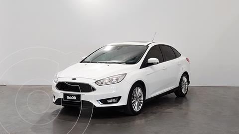 Ford Focus 5P 2.0L SE Plus usado (2016) color Blanco Oxford precio $1.710.000