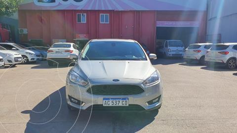 Ford Focus 5P 2.0L SE Plus usado (2018) color Gris Claro precio $1.920.000