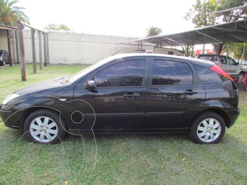 Ford Focus 5P 1.6L Ambiente  usado (2006) color Negro precio $450.000