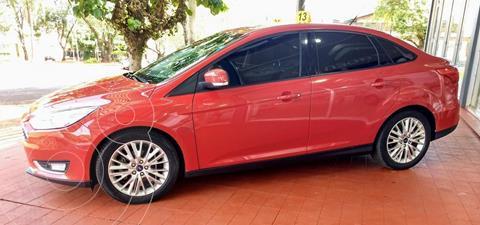 Ford Focus 2.0 4 P SE PLUS usado (2016) color Rojo precio $1.690.000