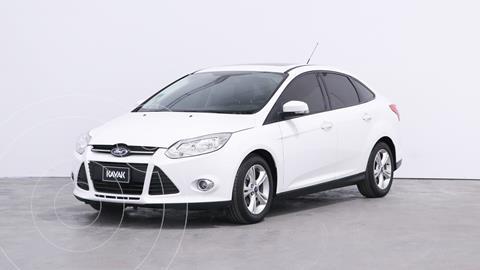 Ford Focus 5P 2.0L SE Plus Aut usado (2015) color Blanco Oxford precio $1.710.000