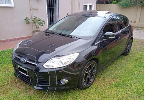 Ford Focus 5P 2.0L Titanium Aut usado (2013) color Negro precio $1.450.000