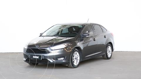 Ford Focus 5P 2.0L SE Aut usado (2018) color Gris Mercurio precio $2.020.000
