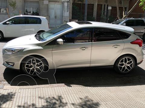 Ford Focus 5P 2.0L Titanium Aut usado (2018) color Plata Metalizado precio $3.450.000