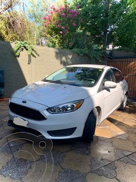 Ford Focus 2.0L SE  usado (2016) color Blanco precio $9.500.000