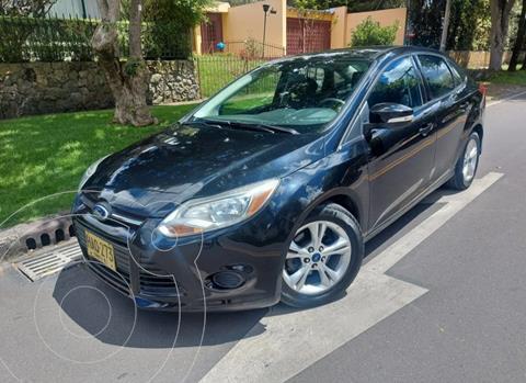 Ford Focus 2.0L SE Aut usado (2013) color Negro precio $33.900.000
