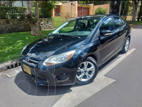 Ford Focus 2.0L SE  usado (2013) color Negro precio $32.900.000