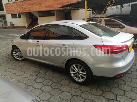Ford Focus 2.0L SE Aut usado (2015) color Plata Puro precio $38.500.000