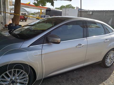 Ford Focus 2.0L Titanium Aut  usado (2014) color Plata precio $35.500.000