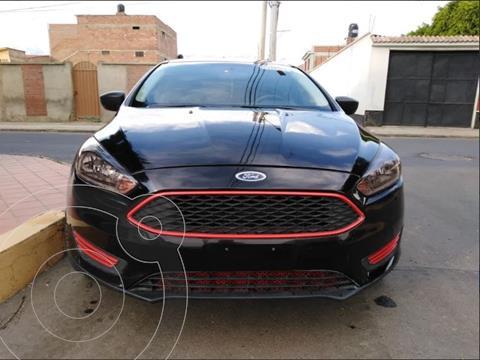 Ford Focus 2.0L SE usado (2018) color Negro precio u$s14.000