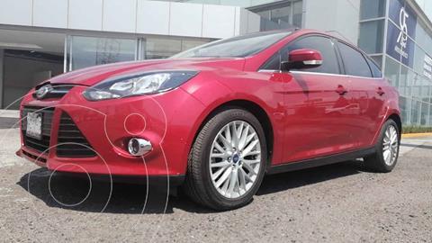 Ford Focus Trend Sport Aut usado (2014) color Rojo precio $149,000