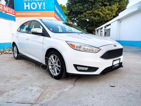 Ford Focus SE Aut usado (2015) color Blanco precio $185,000