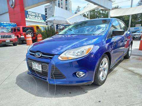 Ford Focus SE Aut usado (2012) color Azul Sonico precio $128,000