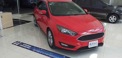 Ford Focus SE Luxury Aut usado (2016) color Rojo precio $210,000