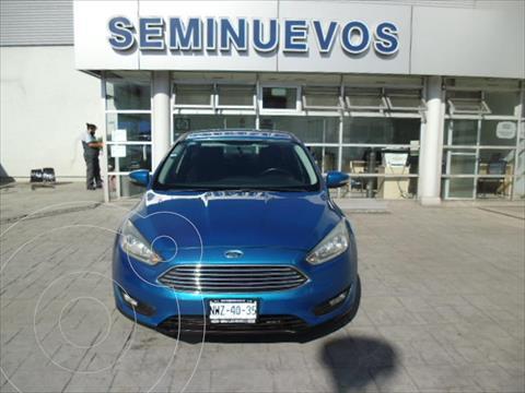 Ford Focus SE usado (2016) color Azul Electrico precio $185,000