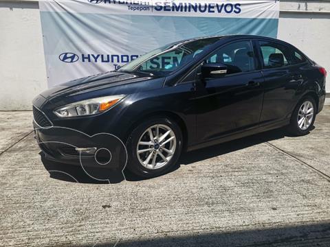 Ford Focus SE usado (2015) color Negro precio $167,000