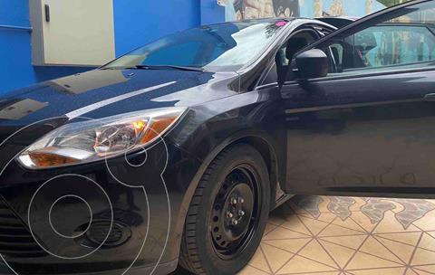 Ford Focus S usado (2013) color Negro precio $105,000