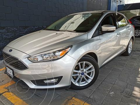 Ford Focus SE usado (2017) color Plata Estelar precio $215,000
