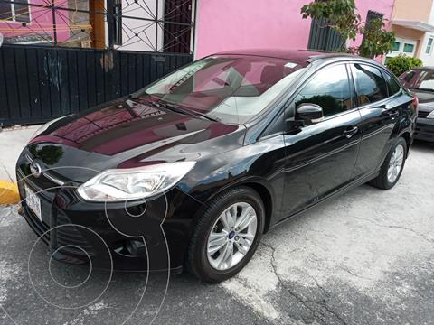 Ford Focus Trend Aut usado (2014) color Negro precio $137,500
