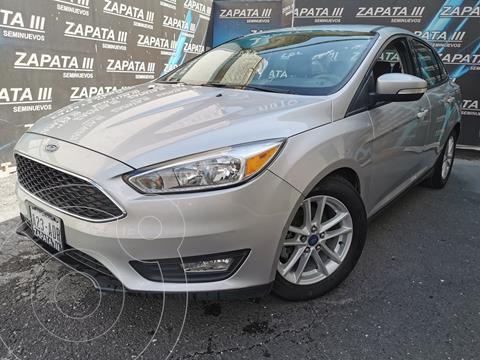 Ford Focus SE Aut usado (2015) color Plata Estelar precio $155,000