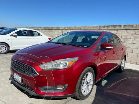 Ford Focus 5P SE L4 2.0 AUT usado (2017) color Rojo precio $249,000