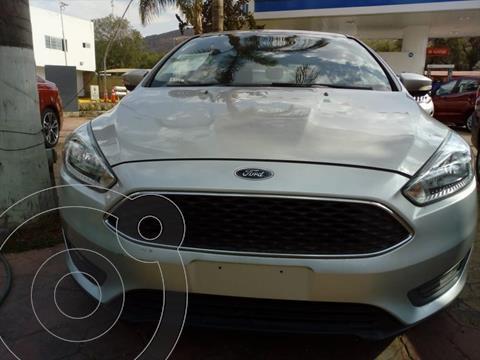 Ford Focus SE LUXURY TM 5 PTAS usado (2016) color Plata precio $195,000